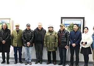 王文生作品展在北京隆重开幕