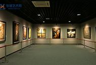 漆彩迎春——百幅漆画精品展在莲福美术馆隆重开幕