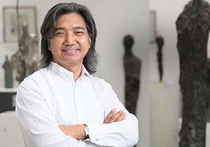 吴为山当选法兰西艺术院通讯院士