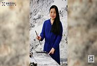 淡淡烟笼乡土韵——冯苗山水画的艺术追求-广州站报道