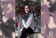 书画精致于型 温暖于心——刘瑗——广州站报道