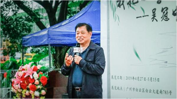 《我把四季用来等你——吴冠中、朱法鹏水墨联展》在百诚艺术馆隆重举办!