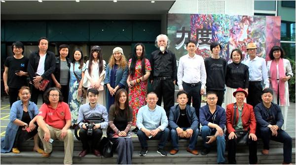 力度——首届中国表现主义绘画作品巡回展苏州站!